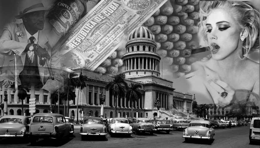 Capitolio Havana Cuba Cuban Cigars Marilyn History