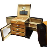 Large Desktop & End Table Humidors