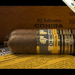 cohiba talisman limited edition 2017 260x260 Home Page