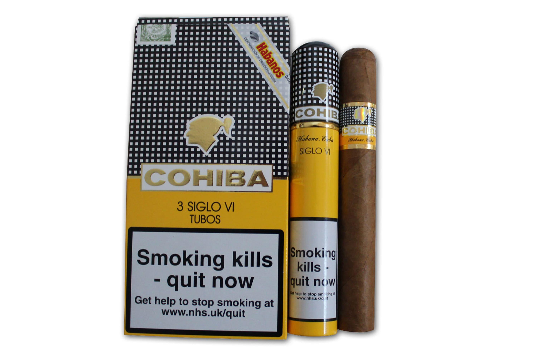 Cohiba SigloVI ▷ Cuban Cigars Online