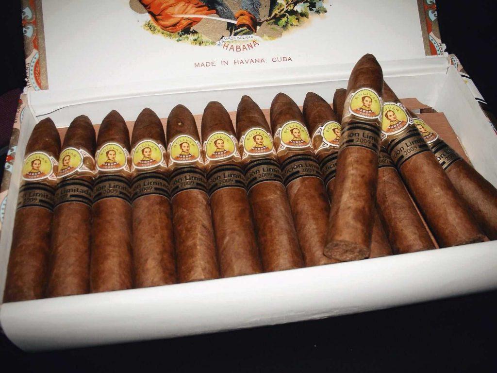 Bolivar Petit Belicoso 2009 Limited Edition Cuban Cigars