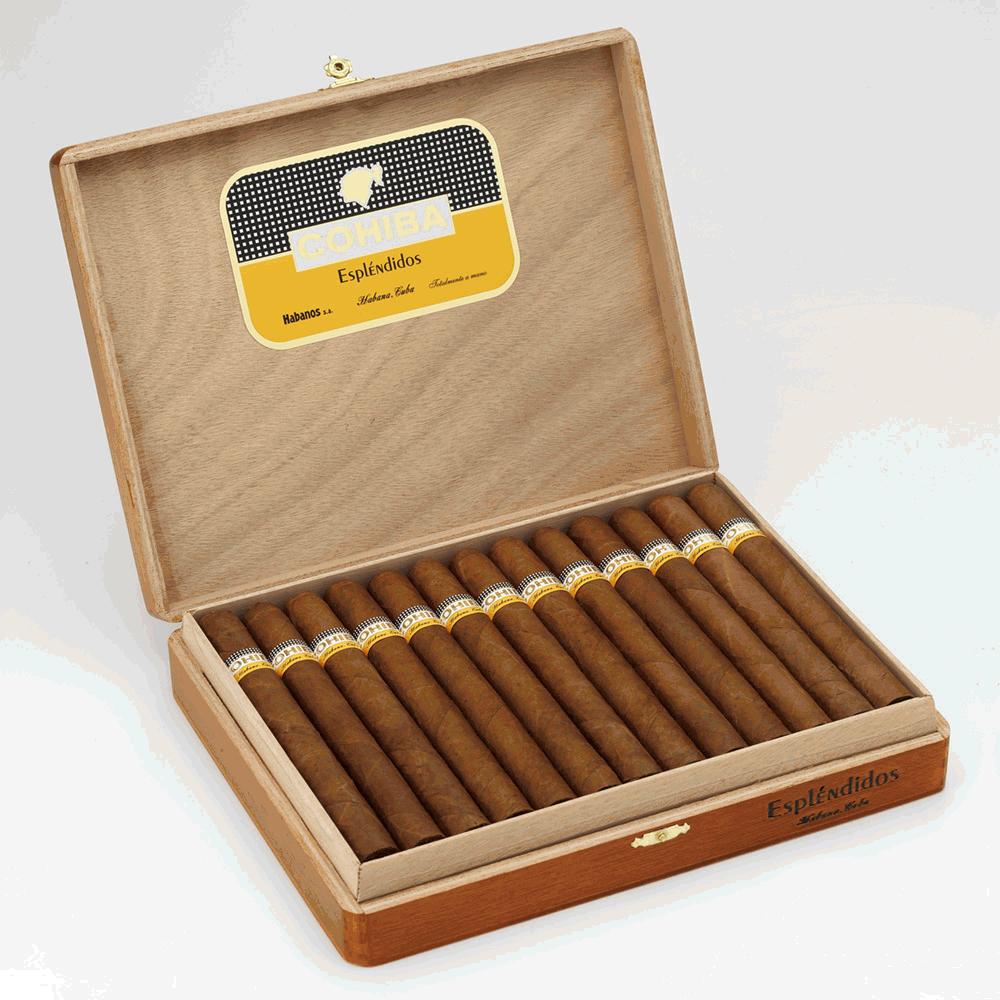2 boxes of cohiba esplendidos ▷ cuban cigars online for salemontly specials