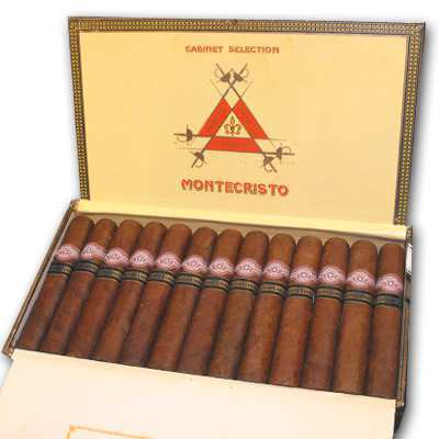2 boxes of montecristos robustos new limited edition 814 Classic Shop