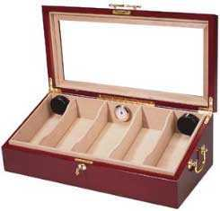 Tabletop Display Humidor