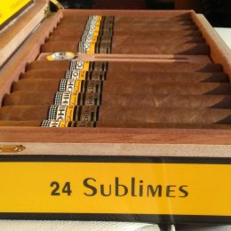 Cohiba Sublimes Humidor 260x260 Top seller
